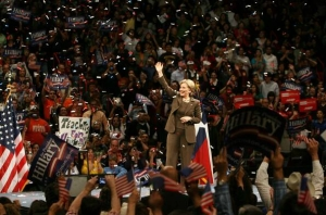 Thank you, Hillary for your vision, your competence, your leadership, your compassion and your toughness. 2016 is your year.